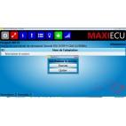 Test actionneurs sous Maxiecu 28 marques
